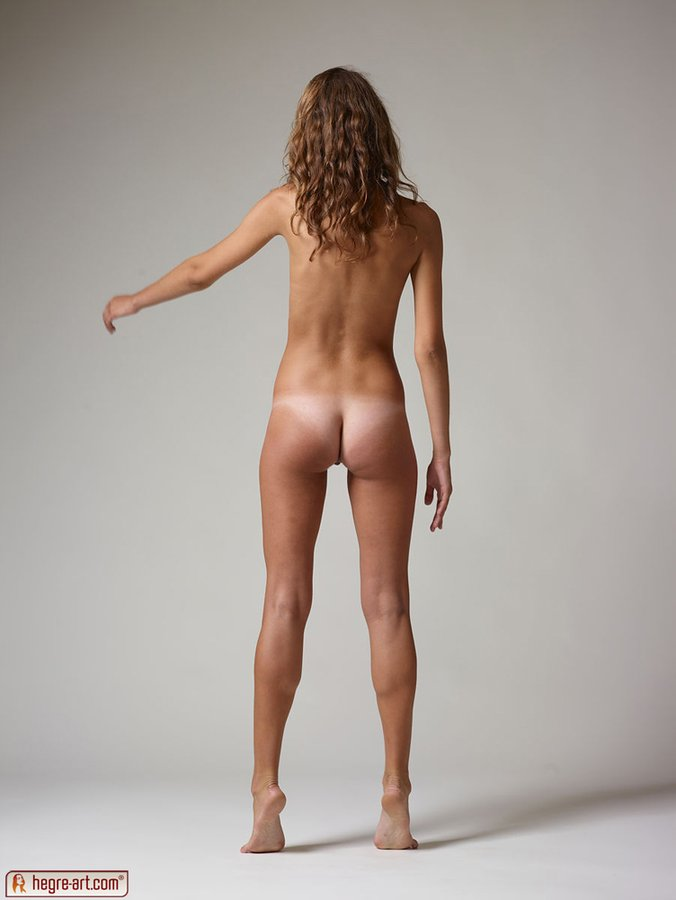 from Messiah naked tan line cutie